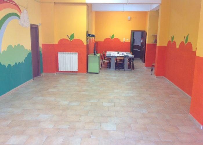 Foto Aula 1 INFAN
